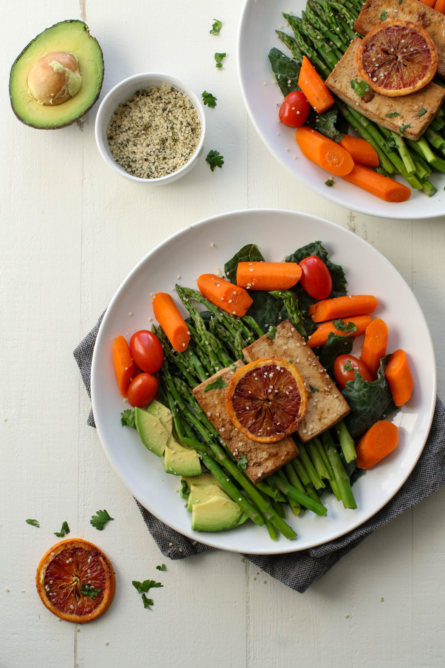 Orange Ginger Tofu Marinade