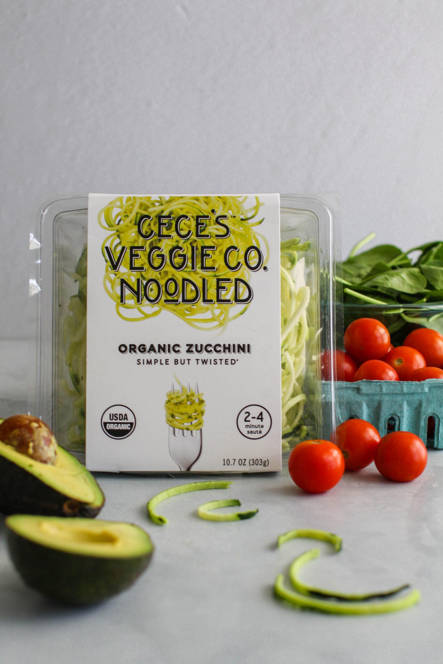 Savory Zucchini Oats (Zoats) by Flora & Vino