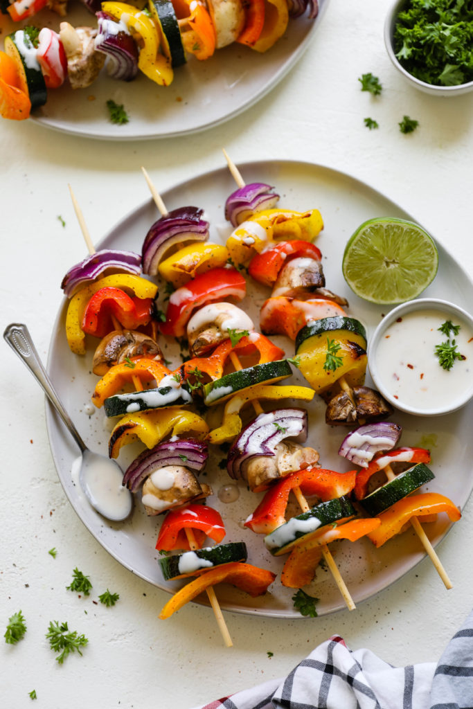 Happier Than A Pig In Mud: Crystal Hot Sauce Shish-Kabobs