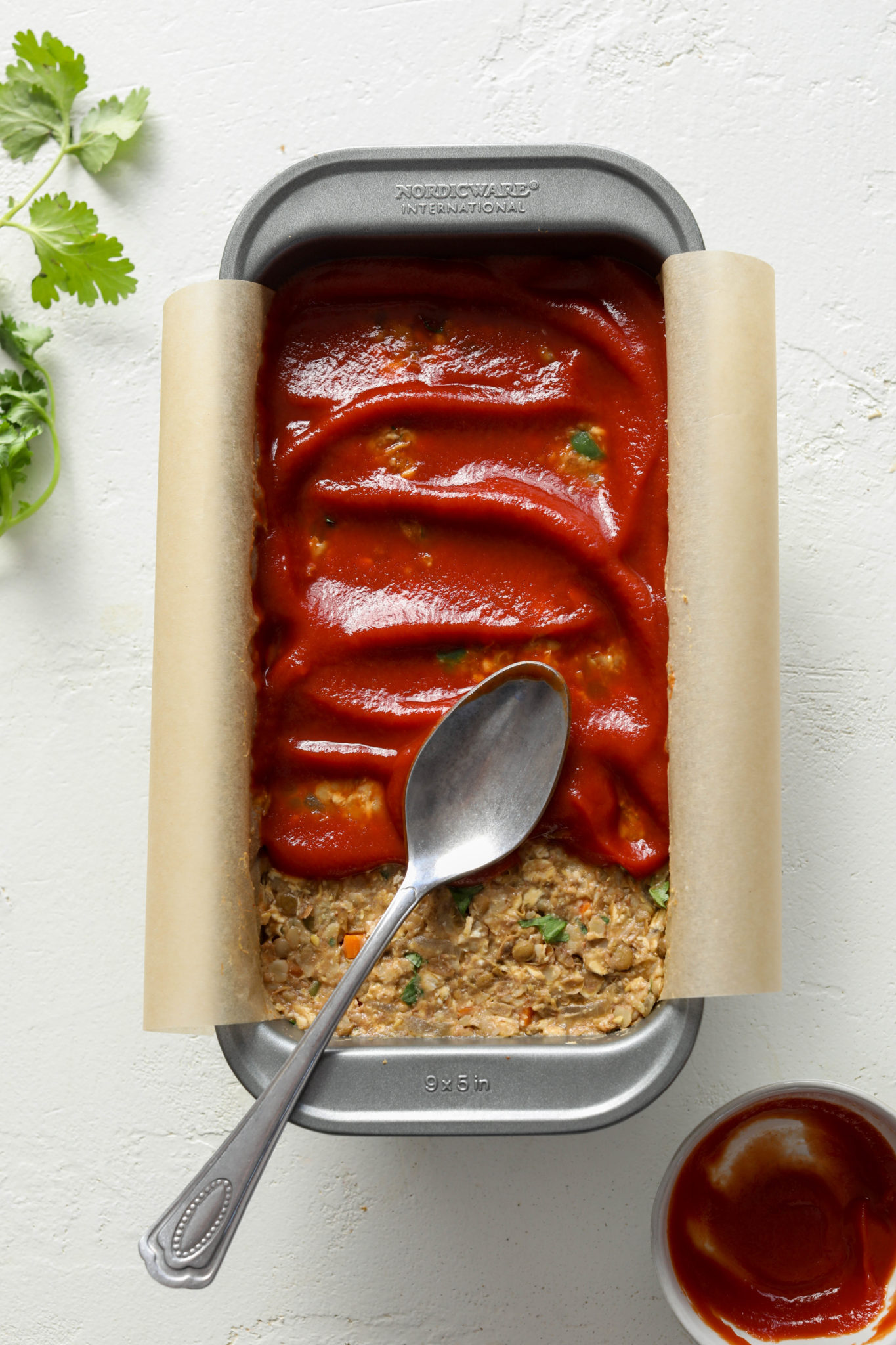 Lentil Oat Loaf (Vegan & Gluten-Free!) by Flora & Vino