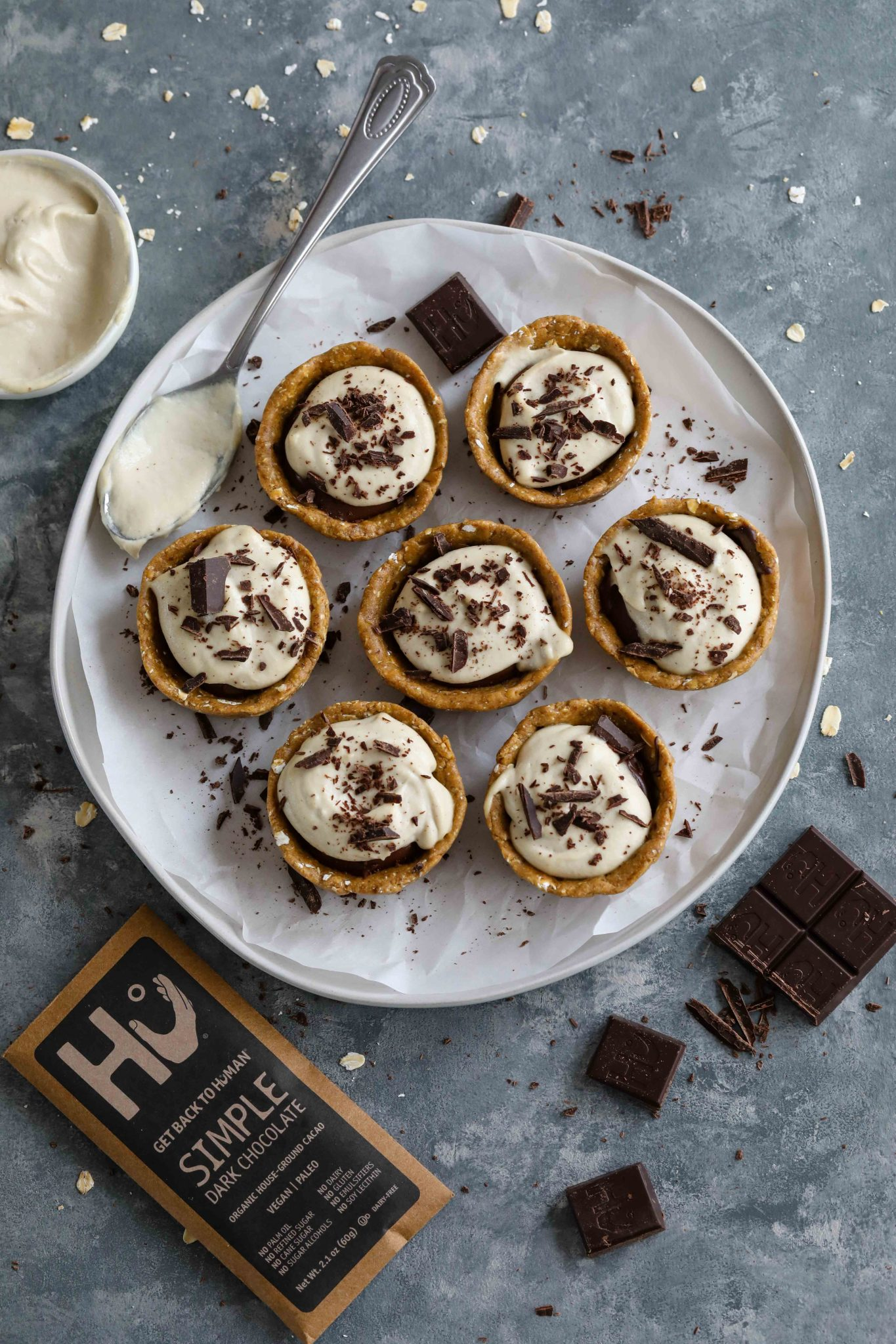 No-Bake S'mores Cups by Flora & Vino
