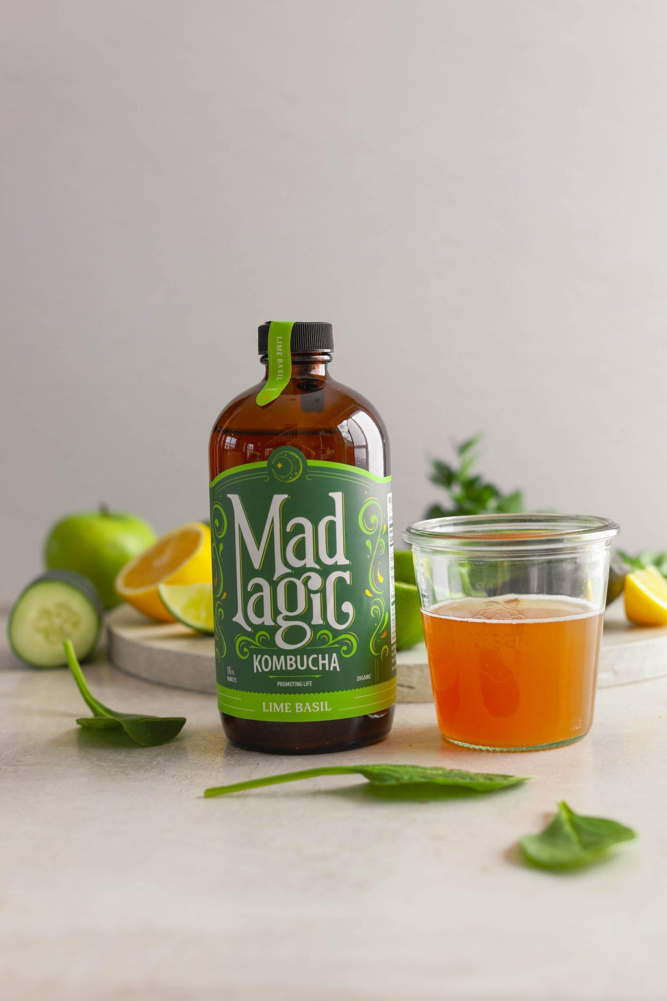 Mad Magic Lime Basil